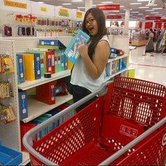 Photo taken at Target by Kezia B. on 9/6/2013