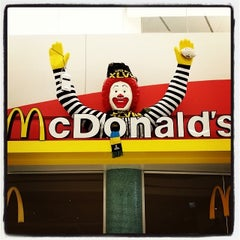 Photo taken at McDonald's by Peter S. on 2/1/2014