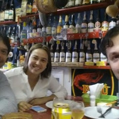 Photo taken at Bar do Brilhozinho by Richard D. on 9/23/2014