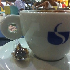 Photo taken at São Braz Coffee Shop by Ana K@ S. on 10/7/2012