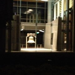 Photo taken at Liberty Bell Center by Becca M. on 10/20/2012