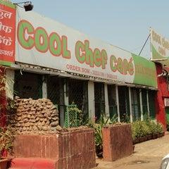 Photo taken at Cool Chef Café by Ashish M. on 3/12/2013