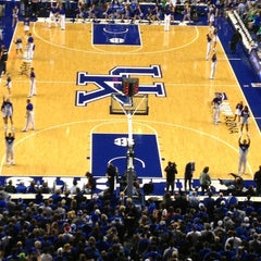 Photo taken at Rupp Arena by Bill B. on 12/22/2012