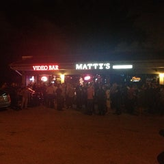 Photo taken at Matty's on the Drive by Rory C. on 12/16/2012