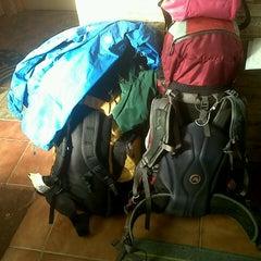 Photo taken at Hostal Costanera by Juan R. on 9/21/2012
