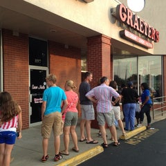 Photo taken at Graeter's Ice Cream by Chris K. on 7/20/2014