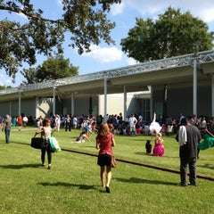 Photo taken at The Menil Collection by Greg C. on 9/22/2012