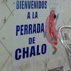 Photo taken at La Perrada de Chalo by Diego J. on 12/11/2012
