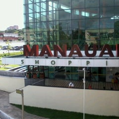 Photo taken at Manauara Shopping by Alissa C. on 1/8/2013