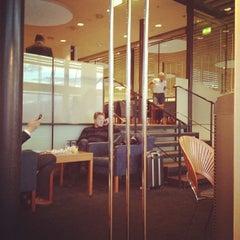 Photo taken at Aviator Lounge by Matias S. on 10/18/2012