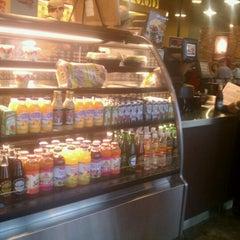 Photo taken at Jason's Deli by John on 10/5/2012