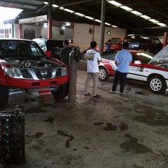 Photo taken at KS Nusa Motorsport by dodo odod on 1/4/2013