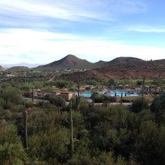 Photo taken at JW Marriott Tucson Starr Pass Resort & Spa by Martin C. on 10/21/2012