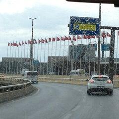 Photo taken at İç Hatlar Gidiş Terminali by Marshall M. on 9/18/2013