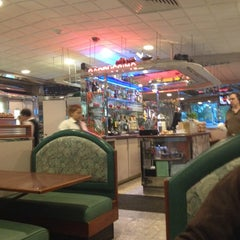 Photo taken at Westchester Diner by Marshall M. on 11/3/2014