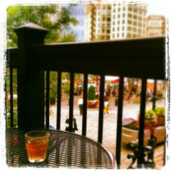 Photo taken at Wingharts Burger And Whiskey Bar by Jennifer S. on 7/11/2013