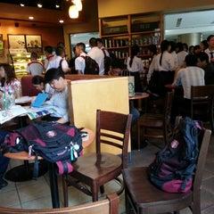 Photo taken at Starbucks (สตาร์บัคส์) by Surach S. on 6/5/2013