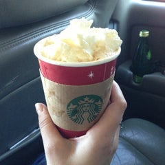 Photo taken at Starbucks by Jessica S. on 11/9/2012