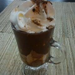 Photo taken at Café Petit by Sae K. on 11/8/2012