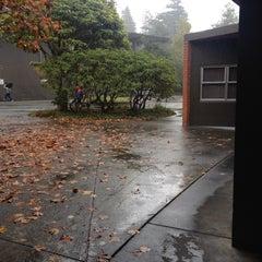 Photo taken at Humboldt State University by Vicky B. on 10/22/2012