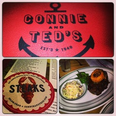 Photo taken at Connie and Ted's Seafood by Noelle T. on 6/11/2013