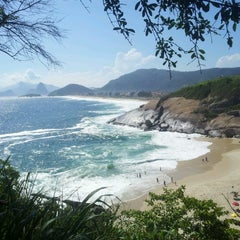 Photo taken at Praia do Sossego by Josende G. on 1/5/2013