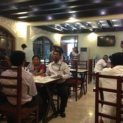 Photo taken at Cafe Mojo by manavu m. on 7/27/2013