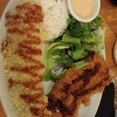 Photo taken at Boathouse Sushi by Danny G. on 10/3/2015