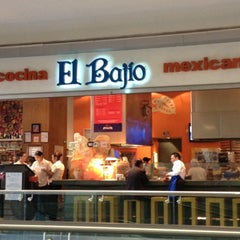 Photo taken at El Bajío by Glenda M. on 10/7/2012