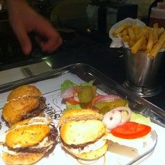 Photo taken at Wolfnights Chef Burger by Dana W. on 10/25/2012