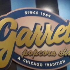 Photo taken at Garrett Popcorn Shops by Dr. K. on 7/20/2013