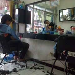 "Photo taken at Barber shop ""Pasadena"" by Eva N. on 6/9/2013"
