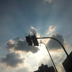 Photo taken at 漕河径出口加工区浦江高科技园 by Erin T. on 8/1/2012