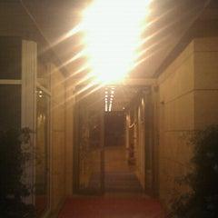 Das Foto wurde bei SORAT Insel-Hotel Regensburg von Alexander W. am 8/4/2012 aufgenommen
