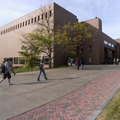 Photo taken at The Wallace Center & RIT Libraries by raman on 4/22/2011