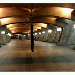Photo taken at Bahnhof Zürich Stadelhofen by David B. on 9/12/2011