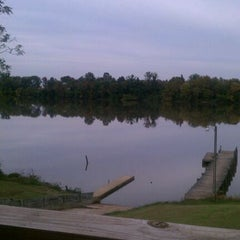 Photo taken at Busters Place by Meghan M. on 10/10/2011