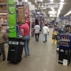 Photo taken at Lowe's Home Improvement by Jean R. on 3/24/2012