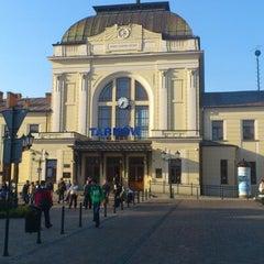Photo taken at Tarnów by Marcin F. on 5/29/2012