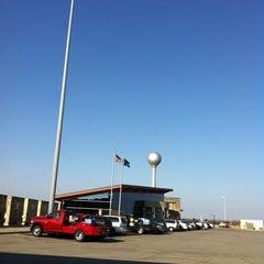 Photo taken at Kansas Travel Information Center by Joel R. on 12/27/2010