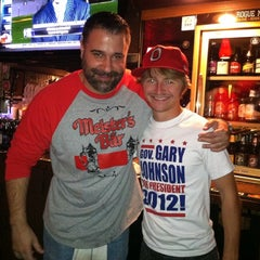 Photo taken at Meister's Bar by Clayton S. on 10/15/2011