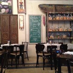Photo taken at La Pasta Gialla by Danusa B. on 5/26/2012