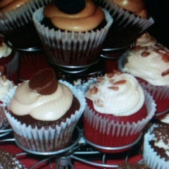 Photo taken at Love Me Right Gourmet Cupcakes by The Candace B. on 1/20/2012