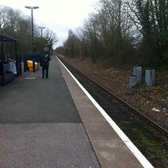 Photo taken at Wargrave Railway Station (WGV) by Simon B. on 2/5/2011