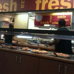 Photo taken at Cicis by Levi H. on 10/5/2011
