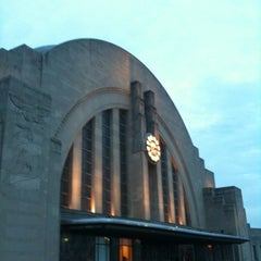 Photo taken at Cincinnati Museum Center at Union Terminal by June H. on 3/19/2012