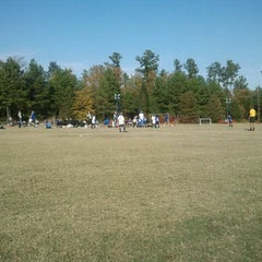 Photo taken at McAlpine Elementary School by Gale S. on 10/30/2011