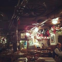 Photo taken at Ye Olde Steak House by Ayaka I. on 2/1/2012