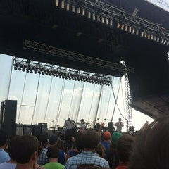 Photo taken at 2012 Beale Street Music Festival - Orion Stage by edisonv 😜 on 5/6/2012