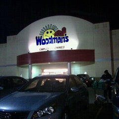 Photo taken at Woodman's Food Market by VazDrae L. on 1/2/2011
